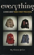 "SIMON PRICE - ""EVERYTHING (A BOOK ABOUT MANIC STREET PREACHERS)"" - VIRGIN (1999)"