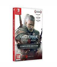 🎮 | The Witcher 3 WH Complete Edition  | Nintendo Switch | Lire description 🔥