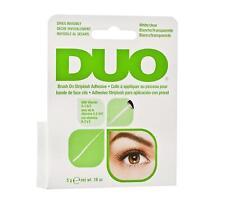 Ardell Duo Brush on Adhesive Wimpernkleber künstliche Wimpern Transparent 5g