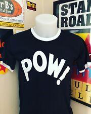 Pow Ringer T Shirt-keith Moon-the Who-mod-vespa-lambretta-60s