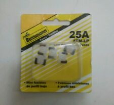 BPATM25LPRP Bussmann BPATM25LPRP Windshield Wiper Motor Fuse