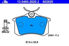 Bremsbelagsatz Scheibenbremse - ATE 13.0460-2820.2