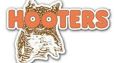 Hooters A5 Hierro Camiseta Transferir Divertido Retro Fresco