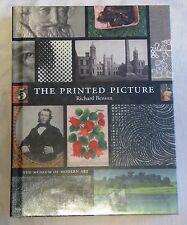 The Printed Picture Richard Benson Hardback Photography Art Book 9780870707216