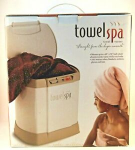 Towel Spa Towel Warmer Drys Gloves, Mittens, Hats, Robes & Blankets