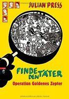 Finde den Täter - Operation goldenes Zepter von Press, J... | Buch | Zustand gut