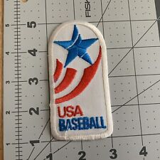 USA BASEBALL (Sports) Patch - Used