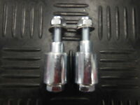 """Suzuki Jimny Steering Shaft Spacers for after a 2"""" body lift"""
