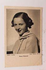 27699  Ross Film AK von Hansi Knoteck um 1939 Schauspielerin Foto Bieber Berlin