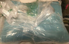Exclusive Home Blackout Sateen Pinch Window Curtain Panel - 2 Pieces Teal 52X84