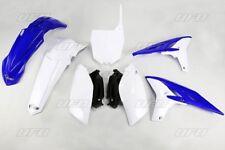 Kit plastique UFO motocross Yamaha YZF 250 4 temps 2013 origine
