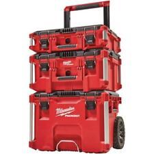 Tool Box Storage Organizer System Packout Modular Rolling Wheels Work Job Site