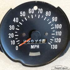 TESTED 70-73 Camaro Z28 130 MPH Speedometer SS RS Berlinetta Chevy Speedo 74 75