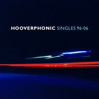CD Hooverphonic Singles 96-06 Sony BMG Music Entertainment ‎88697036892 EU 2006