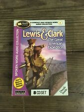 Lewis & Clark The Great American Expedition 8 CD Set