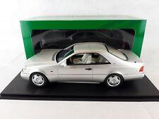 Mercedes-Benz 600 SEC (C140) • CLM079-1 • 1992 • NEU • Cult Scale • 1:18