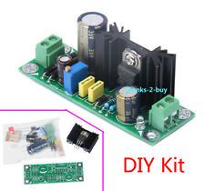 LM317 Adjustable Regulated Power Supply Board With Rectified AC DC Input DIY KIT