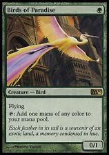 *MRM* FR FOIL Birds of Paradise - Oiseaux de paradis MTG Magic 2010-2015