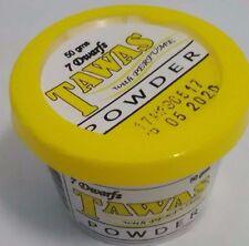 7 Dwarfs Tawas Powder with perfume (50gms) yellow