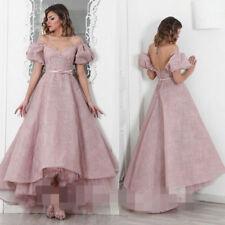 Satin Short Strapless Wedding Dresses