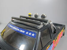 Pair 13cm Exterior Roof Bike Rack Tamiya 1/10 R/C Toyota F350 Hilux Clodbuster