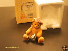 Cherished Teddies ` ROSE - Everything's coming up roses   1996