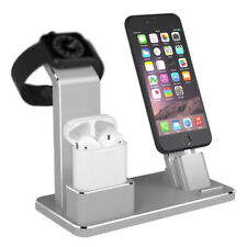 3 in 1 Charging Dock Station Charger Holder Stand for Apple iWatch iPhone Airpod