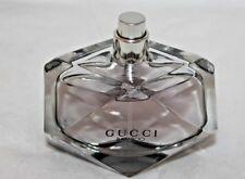 Gucci Bamboo Women 2.5 oz 75 ml Eau De Parfum EDP Spray 99% FULL