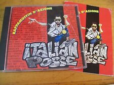 ITALIAN POSSE CD + TESTI PERSIANA JONES COMITATO FRANKIE HI-NRG SUD SUD SOUND SY