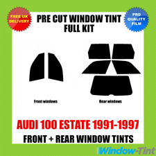 AUDI 100 ESTATE 1991-1997 FULL PRE CUT WINDOW TINT