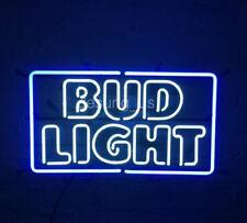 "New Bud Beer Bar Pub Light Lamp Neon Sign 20""x16"""
