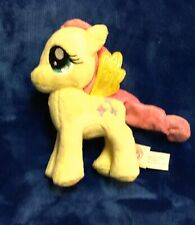 "MLP Fluttershy Plush My Little Pony 6"" 2014 Hasbro Stuffed Animal"