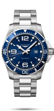 LONGINES HYDROCONQUEST 44MM BLUE DIAL DIVING WATCH L38404966