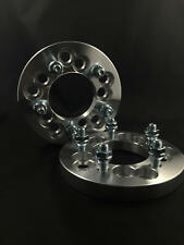 """5X130 TO 5X114.3 & 5X112 TO 5X114.3 CONVERSION WHEEL ADAPTERS 1.0"""" INCH SPACERS"""
