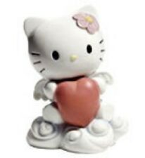 NAO PORCELAIN BY LLADRO FIGURINE HELLO KITTY FROM THE HEART 02001696