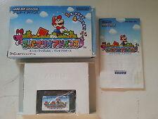 Super Mario Advance - GameBoy Advance import JAP - Nintendo GBA - Ref-01