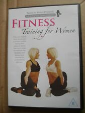 FITNESS TRAINING for WOMEN DVD FLEXIBILITY & FITNESS