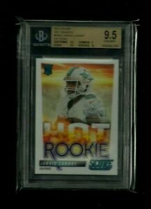 Jarvis Landry 2014 Score HOT ROOKIES NATIONAL CONVENTION RC #/5 BGS 9.5 GEM MINT