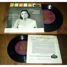 JULIE LONDON - Julie Sings Film Songs UK EP OST London 1957
