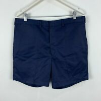 King Gee Mens Shorts 97 Blue Pockets Scotchgard Made In Australia