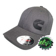 Dodge Cummins Hat Ball Cap Flex Fit Flexfit ESTIRAMIENTO AMUEBLADA Ram Dk Gris Denim S/M