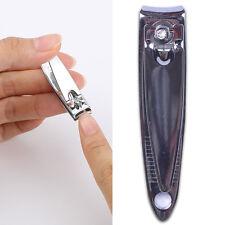 doigt ongle d'orteil en acier inoxydable Clipper Cutter Trimmer manucur