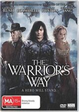 The Warrior's Way (DVD, 2011)
