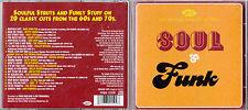 CD 20T SOUL & FUNK HAMILTON/THE DIPLOMATS/MILLIE JACKSON/BETTYE SWANN/PERSIANS