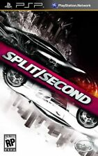 Split/Second UMD PSP GAME SONY PLAYSTATION PORTABLE SPLIT SECOND