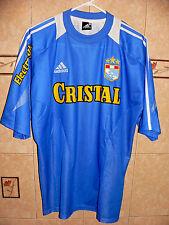 SPORTING CRISTAL LIMA PERU Soccer Replica Jersey Team LARGE Size