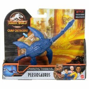 Jurassic World Camp Cretaceous Savage Strike Plesiosaurus - New in stock