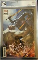 Venom #13  1st Appearance of Savage Venom InHyuk Lee Variant  1st Print  PGX 9.6