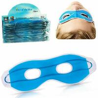 Maschera in Gel Contorno Occhi Refrigerante Rilassante per Occhiaie Riposo Sonno