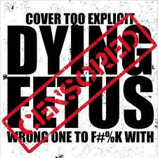 DYING FETUS - WRONG ONE TO FUCK WITH - 2LP VINYL NEW SEALED 2017